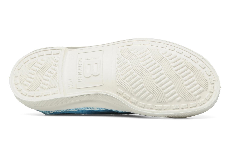 Sneakers Bensimon Tennis Elastique E Blå se foroven