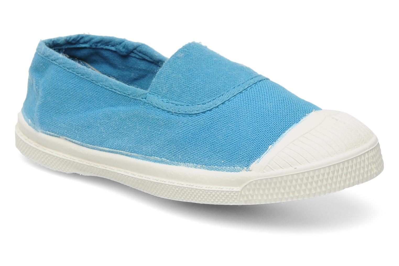 Sneakers Bensimon Tennis Elastique E Blå detaljeret billede af skoene