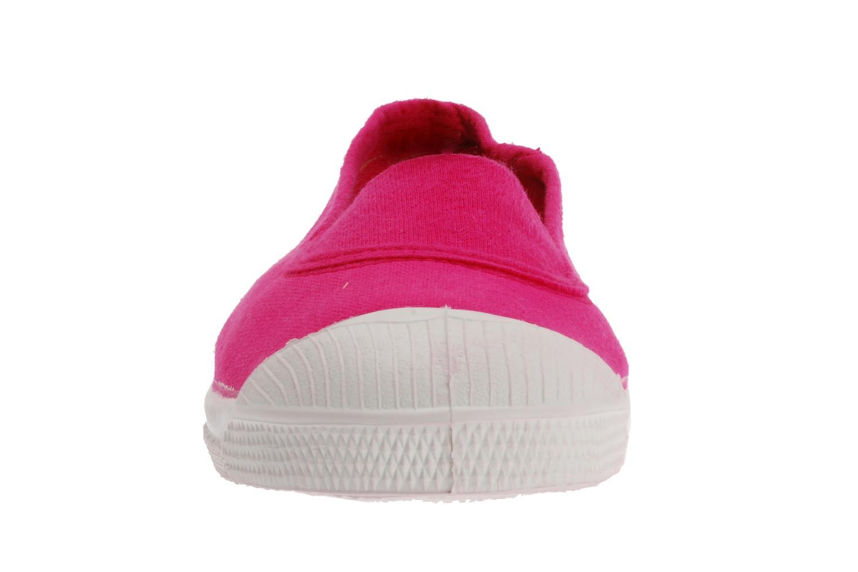 Sneakers Bensimon Tennis Elastique E Rosa bild av skorna på