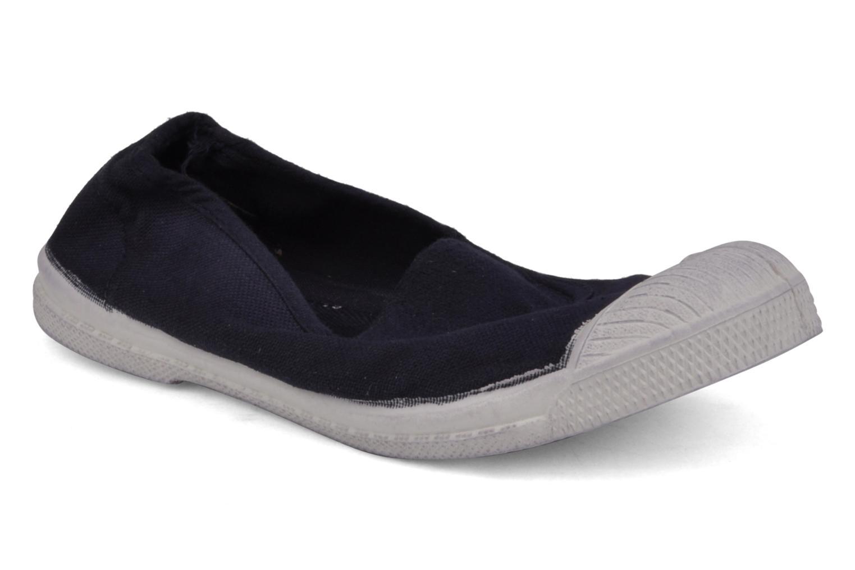 Sneakers Bensimon Tennis Elastique E Lilla detaljeret billede af skoene
