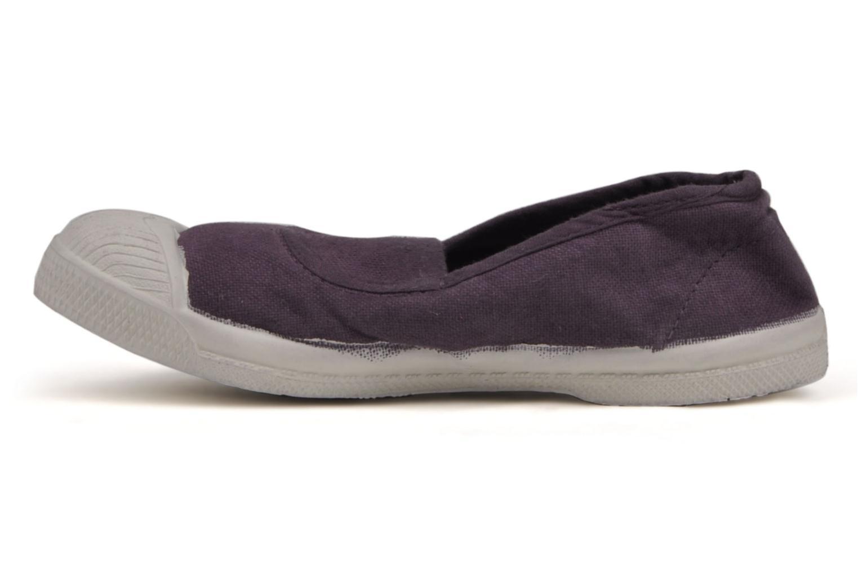 Sneakers Bensimon Tennis Elastique E Paars voorkant