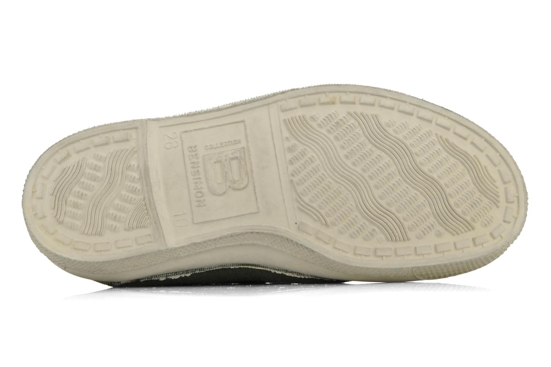 Sneakers Bensimon Tennis Elastique E Groen boven