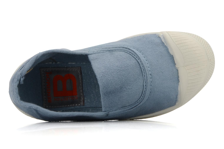 Sneakers Bensimon Tennis Elastique E Blauw links