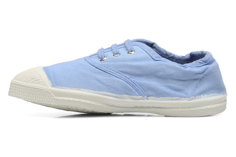 Sneakers Bensimon Tennis Lacets E Blå bild från framsidan