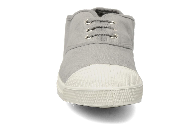 Sneakers Bensimon Tennis Lacets E Grå bild av skorna på
