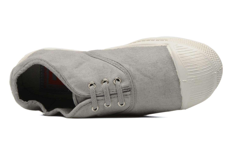 Sneakers Bensimon Tennis Lacets E Grå bild från vänster sidan