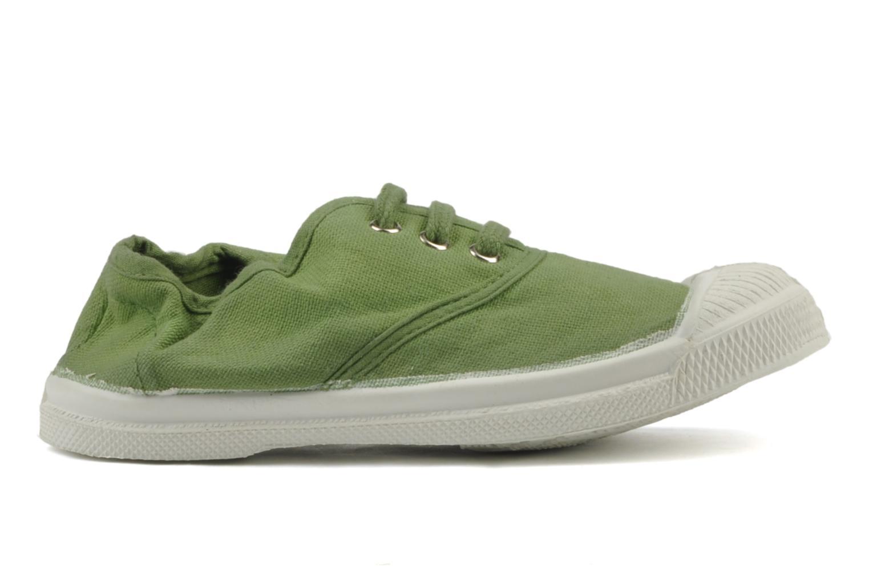 Sneakers Bensimon Tennis Lacets E Grøn se bagfra