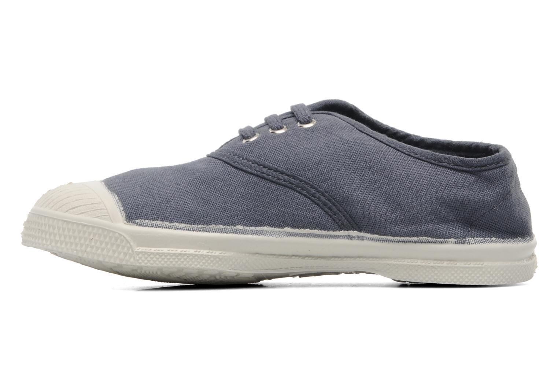 Tennis Lacets E Bleu grisé