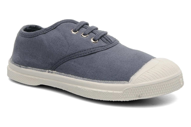 Sneakers Bensimon Tennis Lacets E Grijs detail