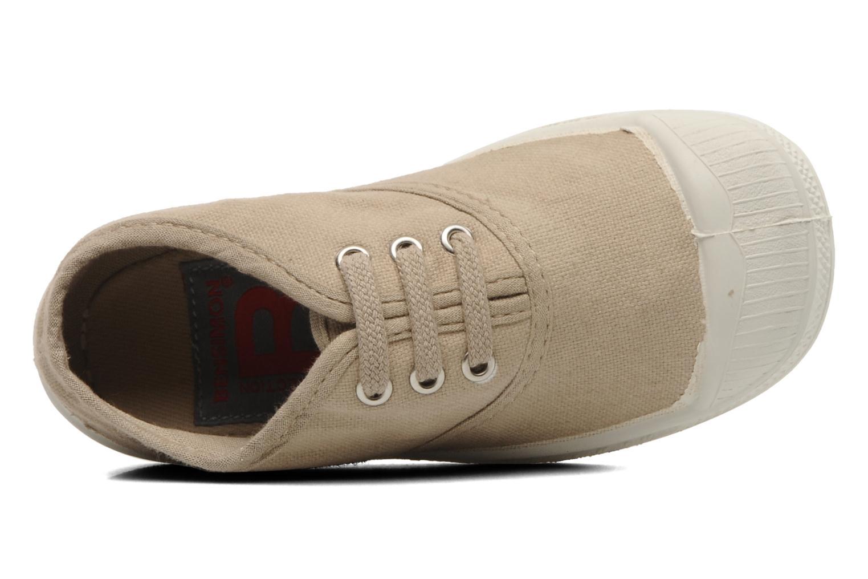 Sneakers Bensimon Tennis Lacets E Beige se fra venstre
