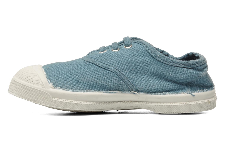 Sneakers Bensimon Tennis Lacets E Blauw voorkant