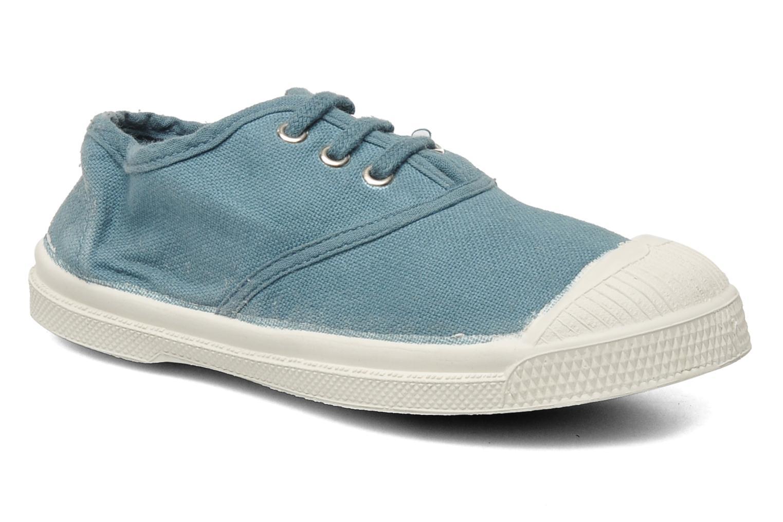 Tennis Lacets E Bleu-Gris été