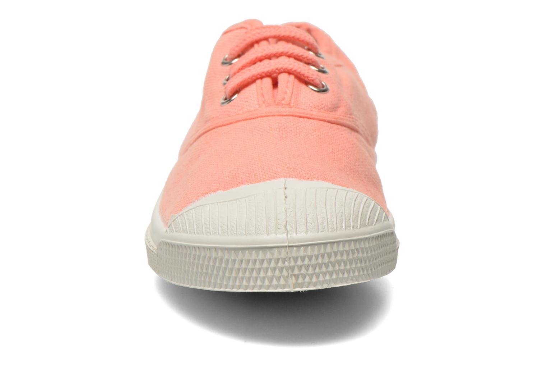Tennis Lacets E corail 2