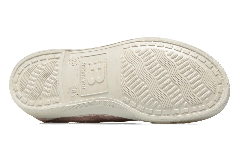 Sneakers Bensimon Tennis Lacets E Grå se foroven