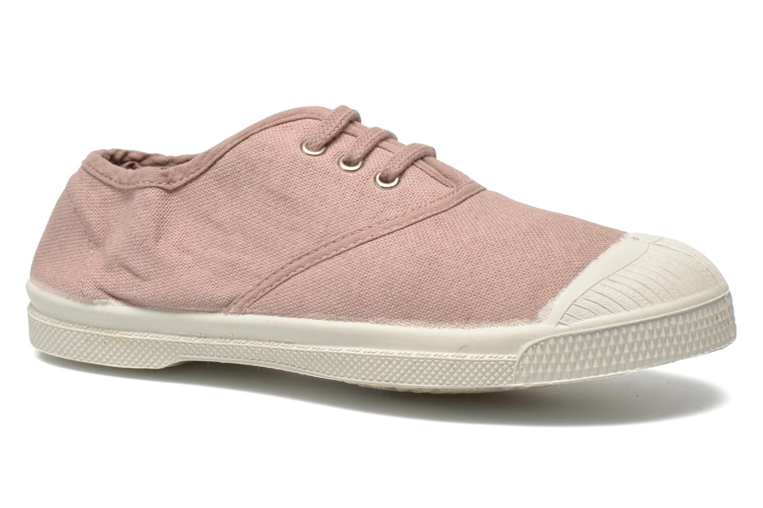 Trainers Bensimon Tennis Lacets E Grey detailed view/ Pair view