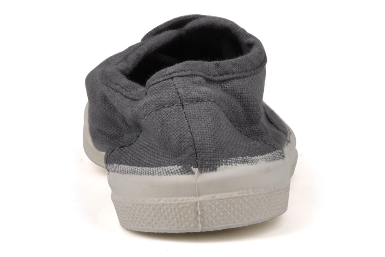 Sneakers Bensimon Tennis Lacets E Grijs rechts