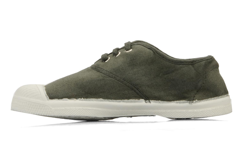 Sneakers Bensimon Tennis Lacets E Groen voorkant