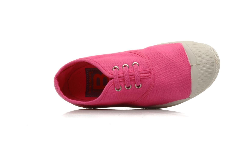 Sneakers Bensimon Tennis Lacets E Pink se fra venstre
