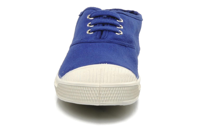 Tennis Lacets E Bleu Electrique