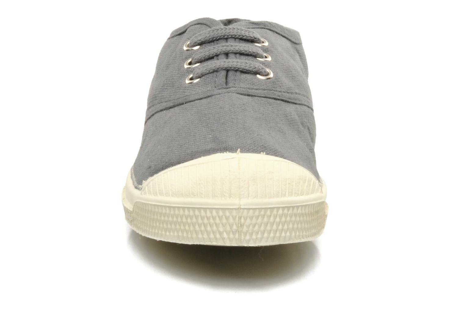 Trainers Bensimon Tennis Lacets E Grey model view