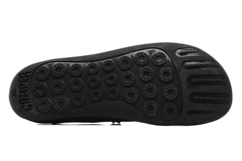 Chaussures à lacets Camper Peu Cami 17665 Noir vue haut