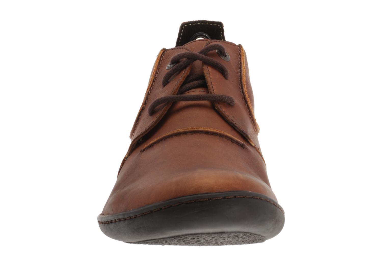 Stiefeletten & Boots Kickers Booster braun schuhe getragen