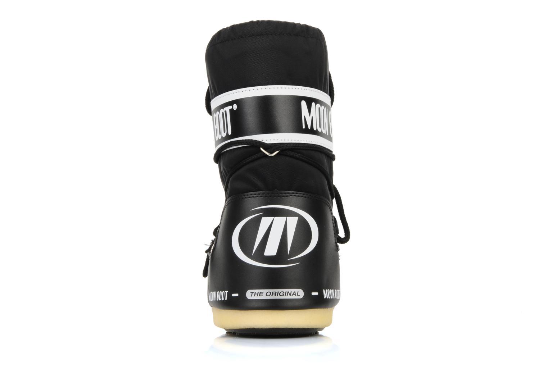 Moon Boot Nylon Black