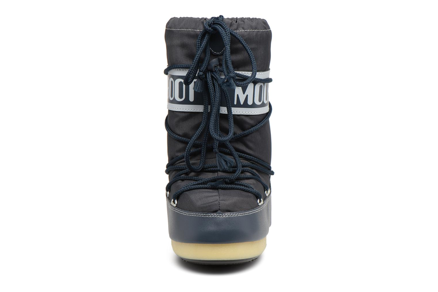 Sport shoes Moon Boot Moon Boot Nylon E Blue model view