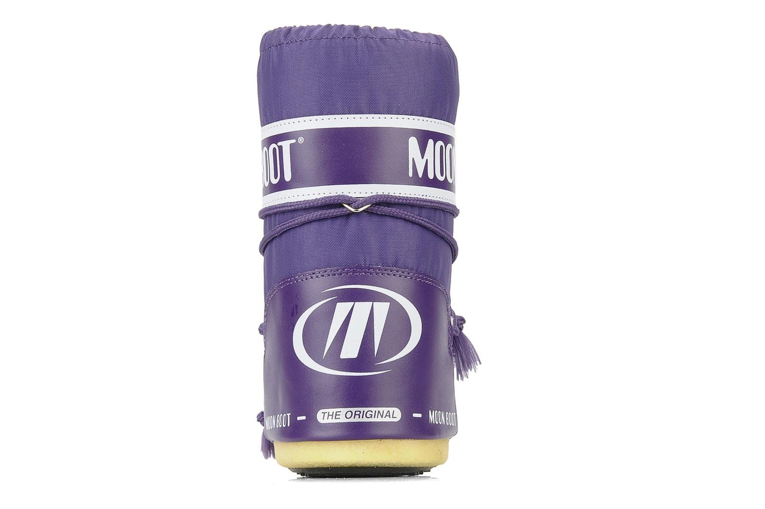 Moon Boot Nylon Violet