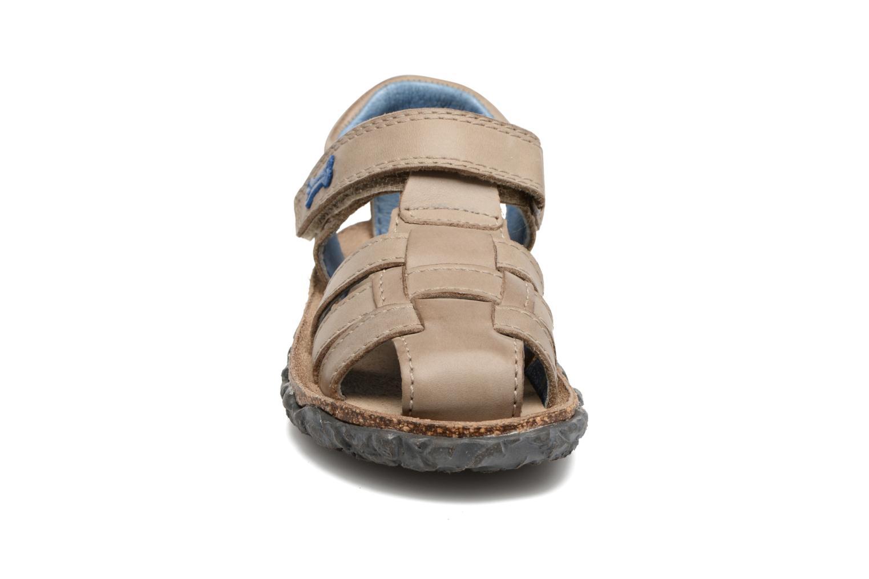 Sandals Stones and Bones Raxi Grey model view