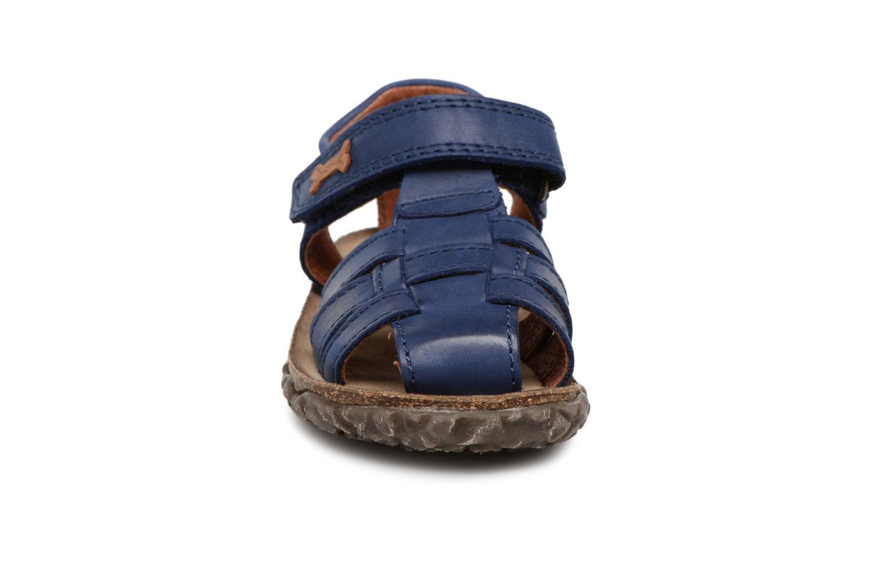 Sandaler Stones and Bones Raxi Blå se skoene på