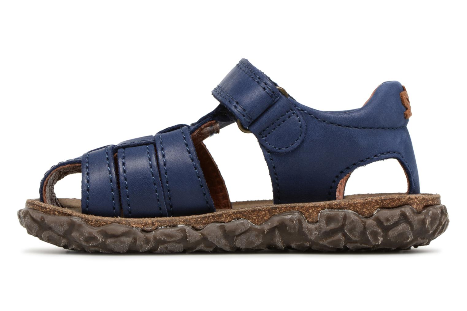 Sandals Stones and Bones Raxi Blue front view