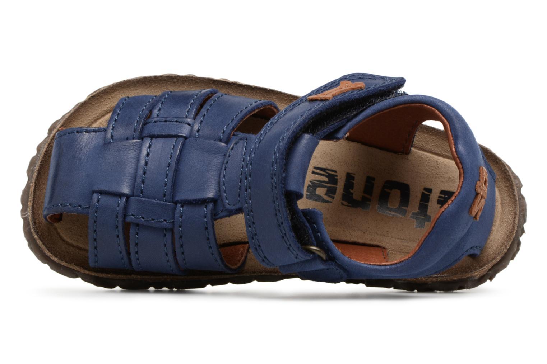 Sandali e scarpe aperte Stones and Bones Raxi Azzurro immagine sinistra