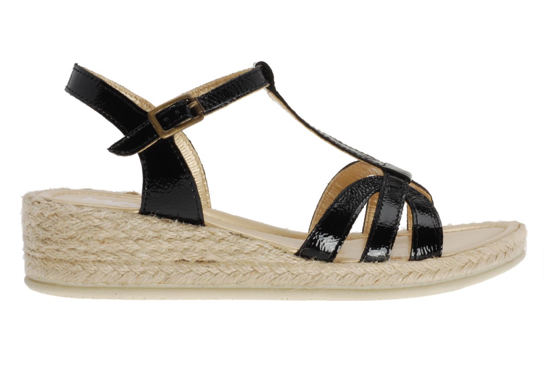 Sandalen Mod8 Espere Zwart achterkant