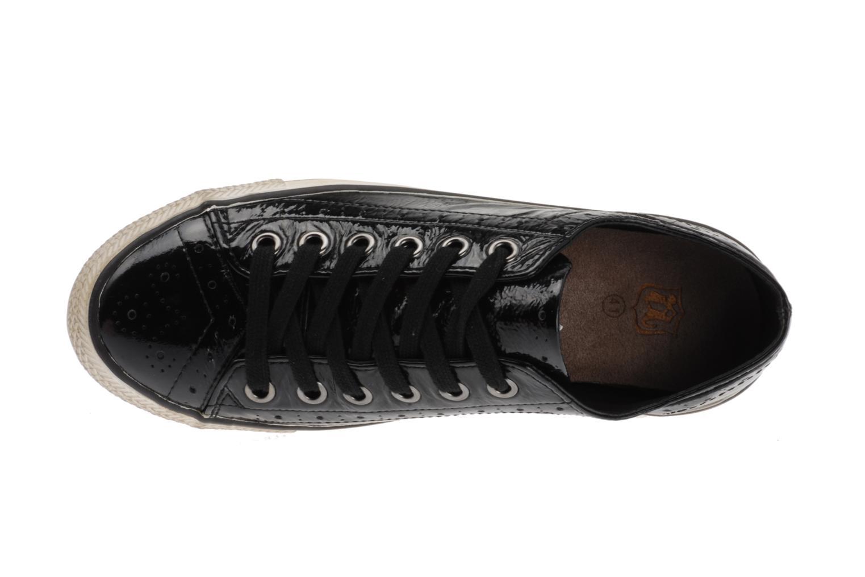 Sneaker Ash Verso schwarz ansicht von links