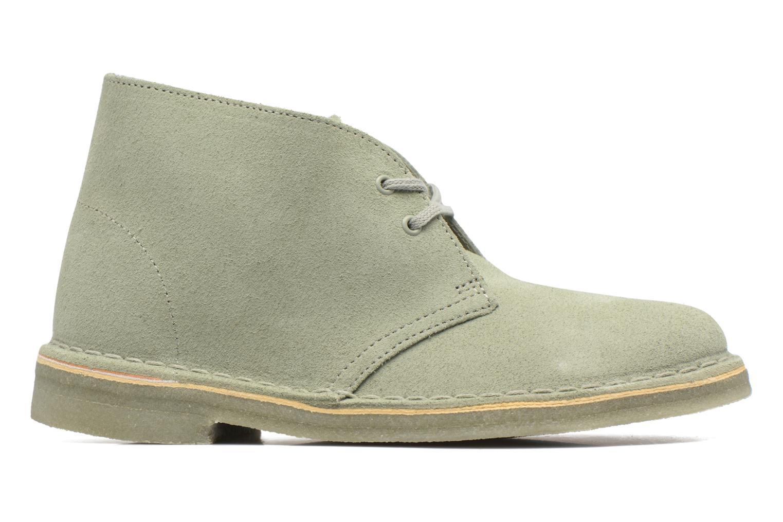 Desert Boot W Sage Suede