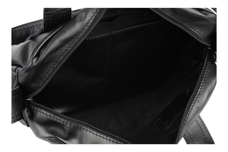 Square Cabas Vachette Noir