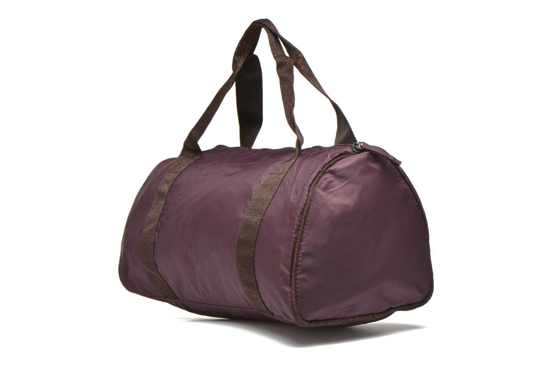 Sporttassen Bensimon Color Bag Paars rechts