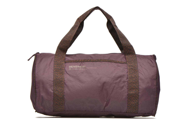 Sporttassen Bensimon Color Bag Paars detail