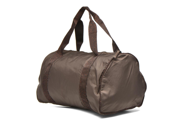 Sporttassen Bensimon Color Bag Bruin rechts