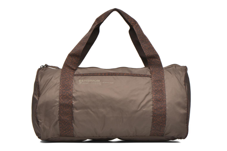 Sporttassen Bensimon Color Bag Bruin detail