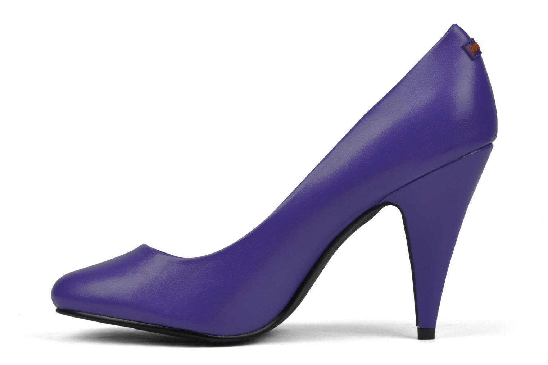 High heels Rocket Dog Otto Purple front view