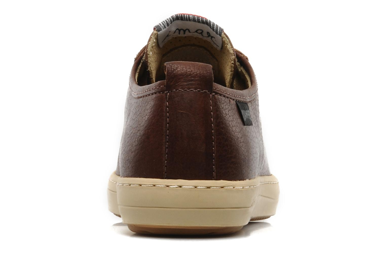 Sneaker Camper Imar 18008 braun ansicht von rechts