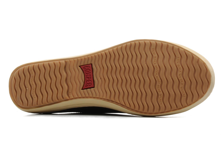 Sneaker Camper Imar 18008 braun ansicht von oben