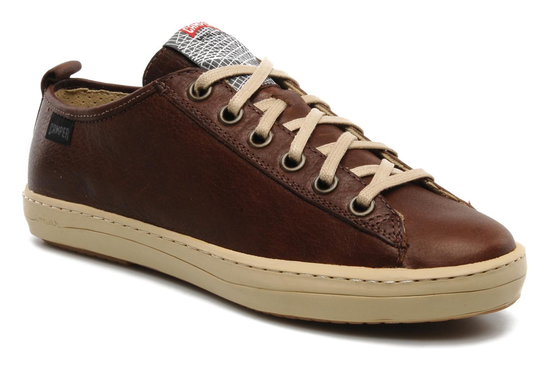 Sneaker Camper Imar 18008 braun detaillierte ansicht/modell