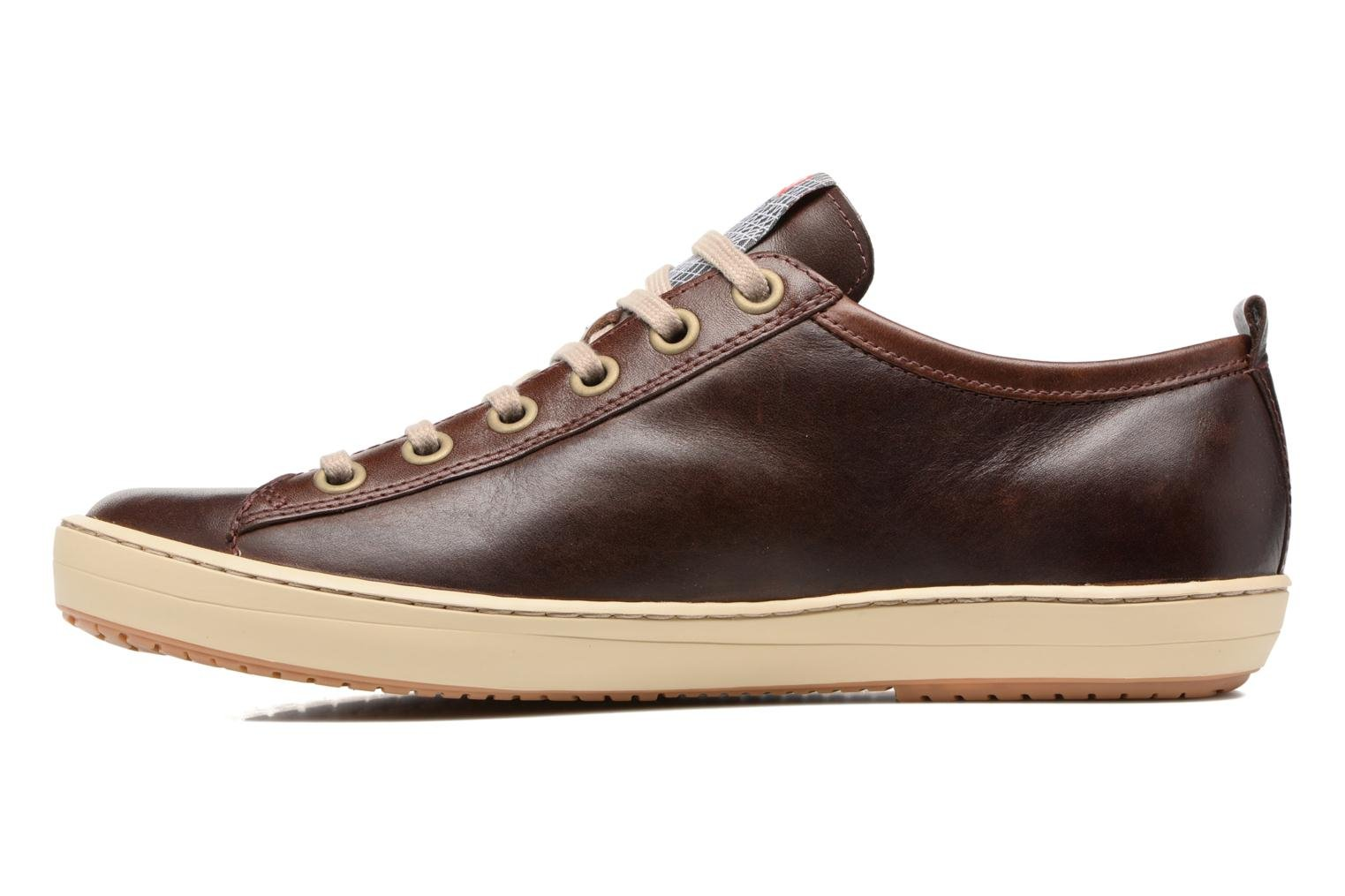 Trainers Camper Imar 18008 Brown front view