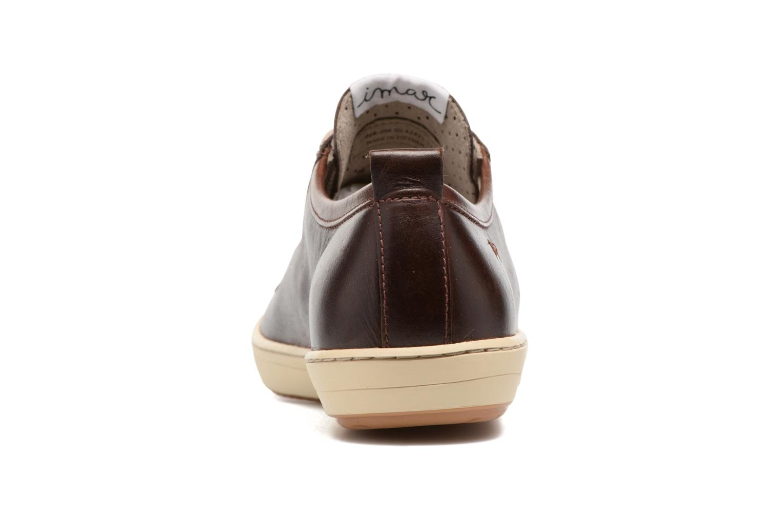 Trainers Camper Imar 18008 Brown view from the right