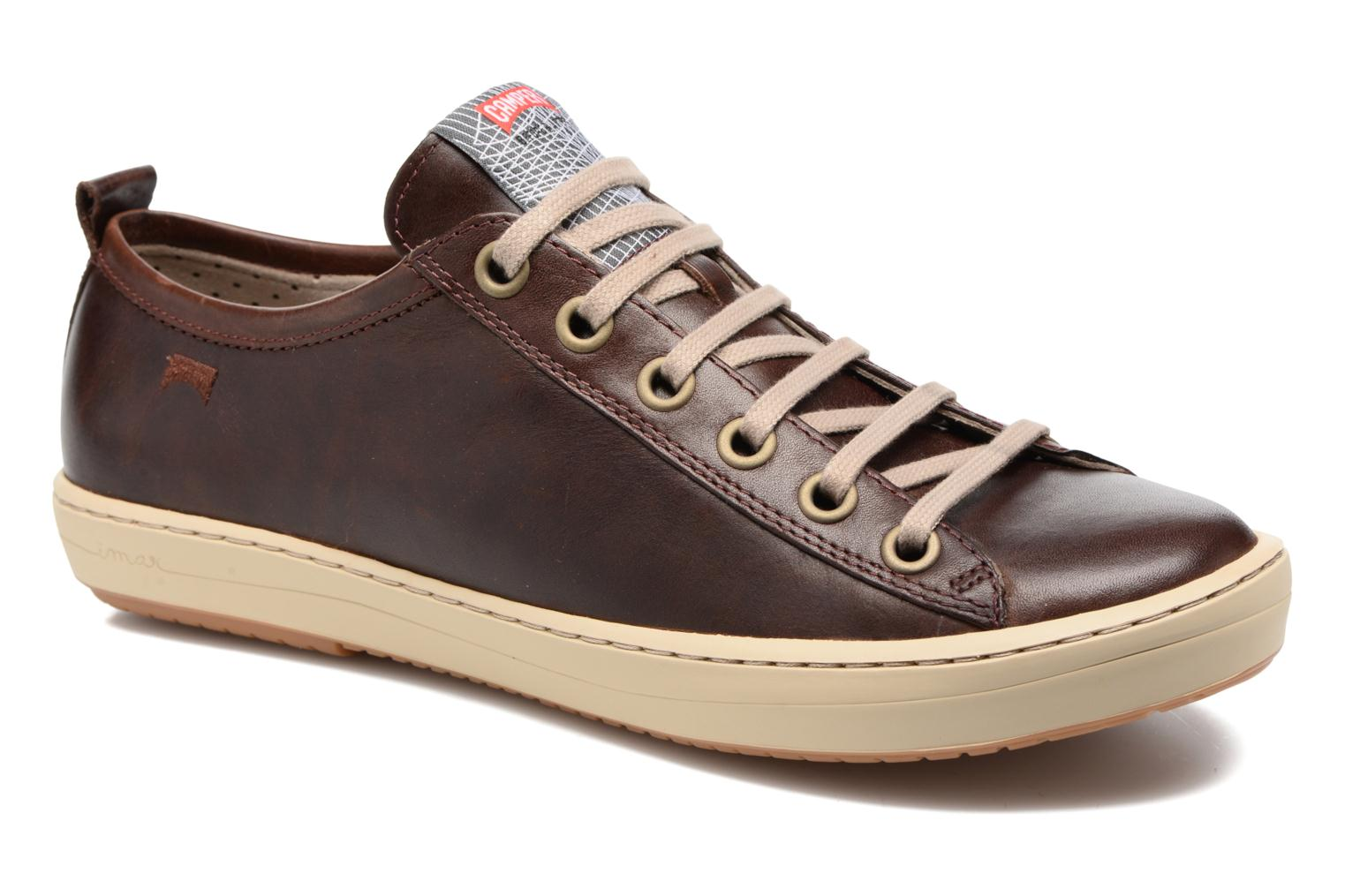 Trainers Camper Imar 18008 Brown detailed view/ Pair view