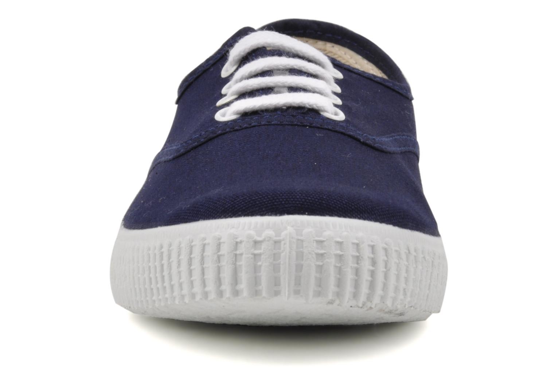 Sneaker Victoria Victoria W blau schuhe getragen
