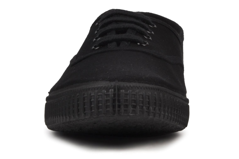 Baskets Victoria Victoria W Noir vue portées chaussures